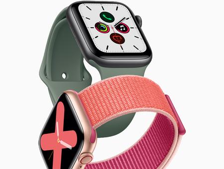 Apple Watch Series 5: llega un nuevo smartwatch con pantalla siempre encendida, brújula y una versión en titanio