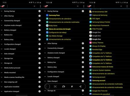 Aplicaciones Inicio Automático Autostarts