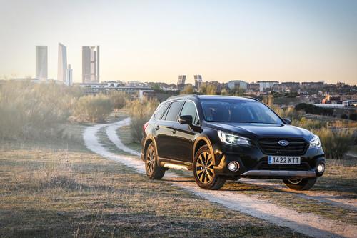 Probamos el Subaru Outback GLP: un coche familiar a gas con 175 CV que se ha ganado la etiqueta ECO