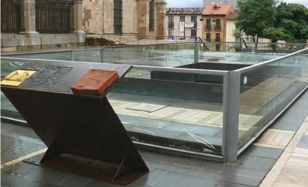 El Ayuntamiento de León ofrece visitas gratuitas a la cripta de Puerta Obispa esta Semana Santa