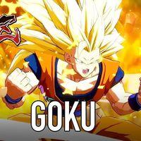 Goku es el protagonista absoluto del nuevo tráiler de Dragon Ball FighterZ