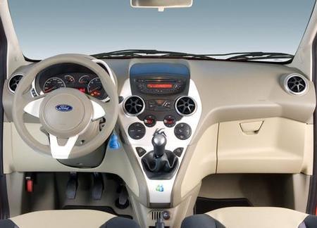 Ford Ka Messenger