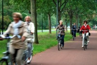 Holanda proyecta vías exclusivamente para bicicletas eléctricas