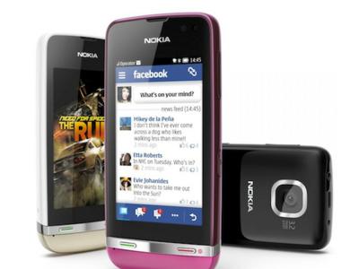 Nokia Asha 305, 306 y 311
