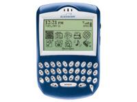 Blackberry 6210. Teléfonos con Historia X