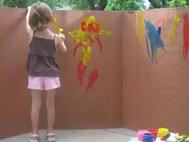 ¿Sabes ya qué tipo de artista será tu hijo?
