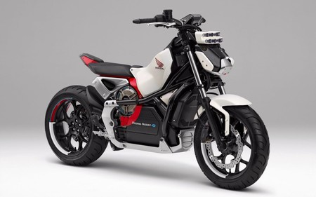 Honda Riding Assist E 2018 7