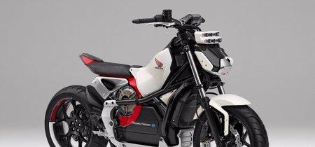 La Honda que no se cae ahora también es eléctrica. Riding Assist-e Concept, directo al Salón de Tokio