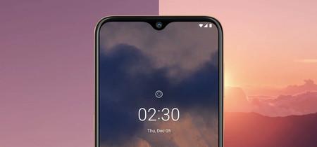 El Nokia 2.3 comienza a recibir la actualización a Android 10