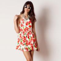 ¡Apuesta por los estampados! 8 vestidos con los prints más alegres