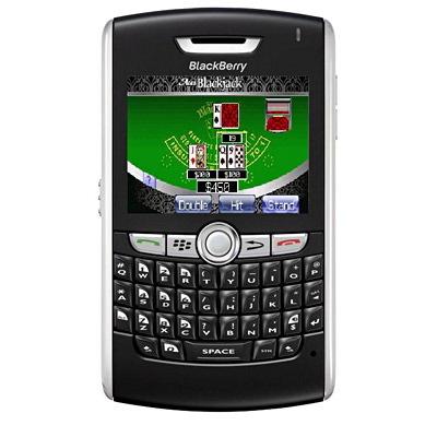 Las compañías empiezan preparar juegos para Blackberry