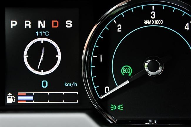 Jaguar Stop/Start