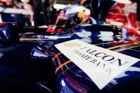 Aabar, propietaria de un 40% de Mercedes GP, podría haber adquirido Toro Rosso