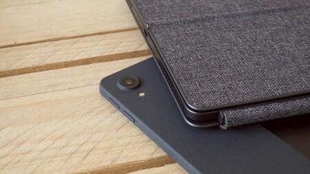 Lenovo Tab P11 Review Xataka Detalle Acabado Trasera