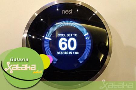 Pon un termostato en tu vida, y mucho más. Galaxia Xataka Móvil