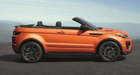 Range Rover Evoque Convertible Motorpasion 115