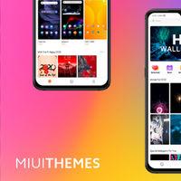 La aplicación de temas de MIUI vuelve a estar disponible en los móviles Xiaomi españoles