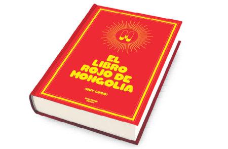 El libro rojo de Mongolia ya está en la calle