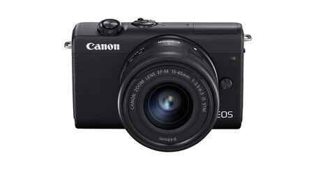 Canon Eos M200 Black