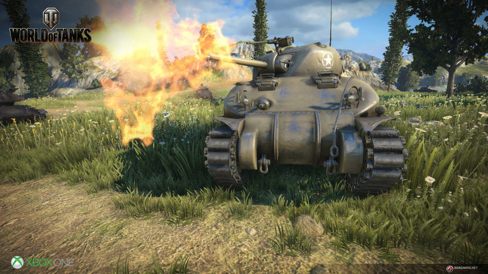 Foto de World of Tanks Xbox One (2/5)