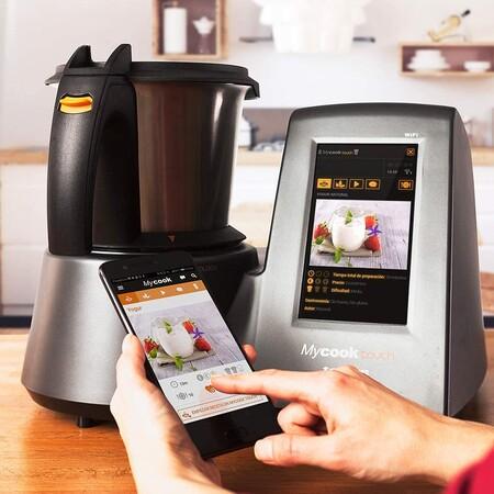 El robot de cocina más completo de Taurus, con más de 15 funciones distintas y wifi incorporada a precio mínimo hoy en Amazon