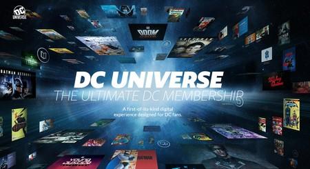 El servicio de streaming DC Universe llegará en otoño con un precio de 8 dólares al mes