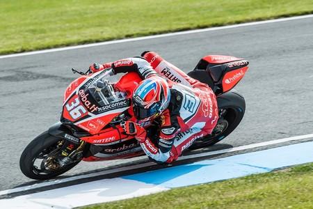 Leandro Mercado Aruba Ducati Stk 1000