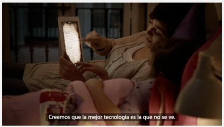 Vídeo presentación del nuevo iPad, Resolucionario