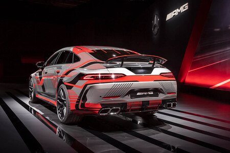AMG E Performance híbridos enchufables AMG GT 73e