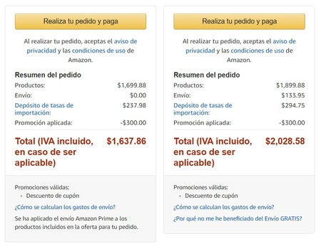 Descuento en proyector en Amazon México