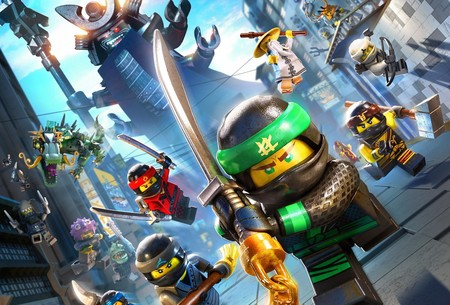 'La LEGO Ninjago película': un irregular entretenimiento que no está a la altura de sus precedentes