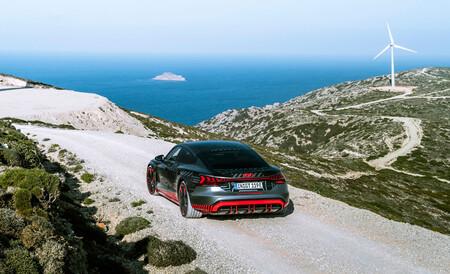 Audi e-tron GT, inicio producción