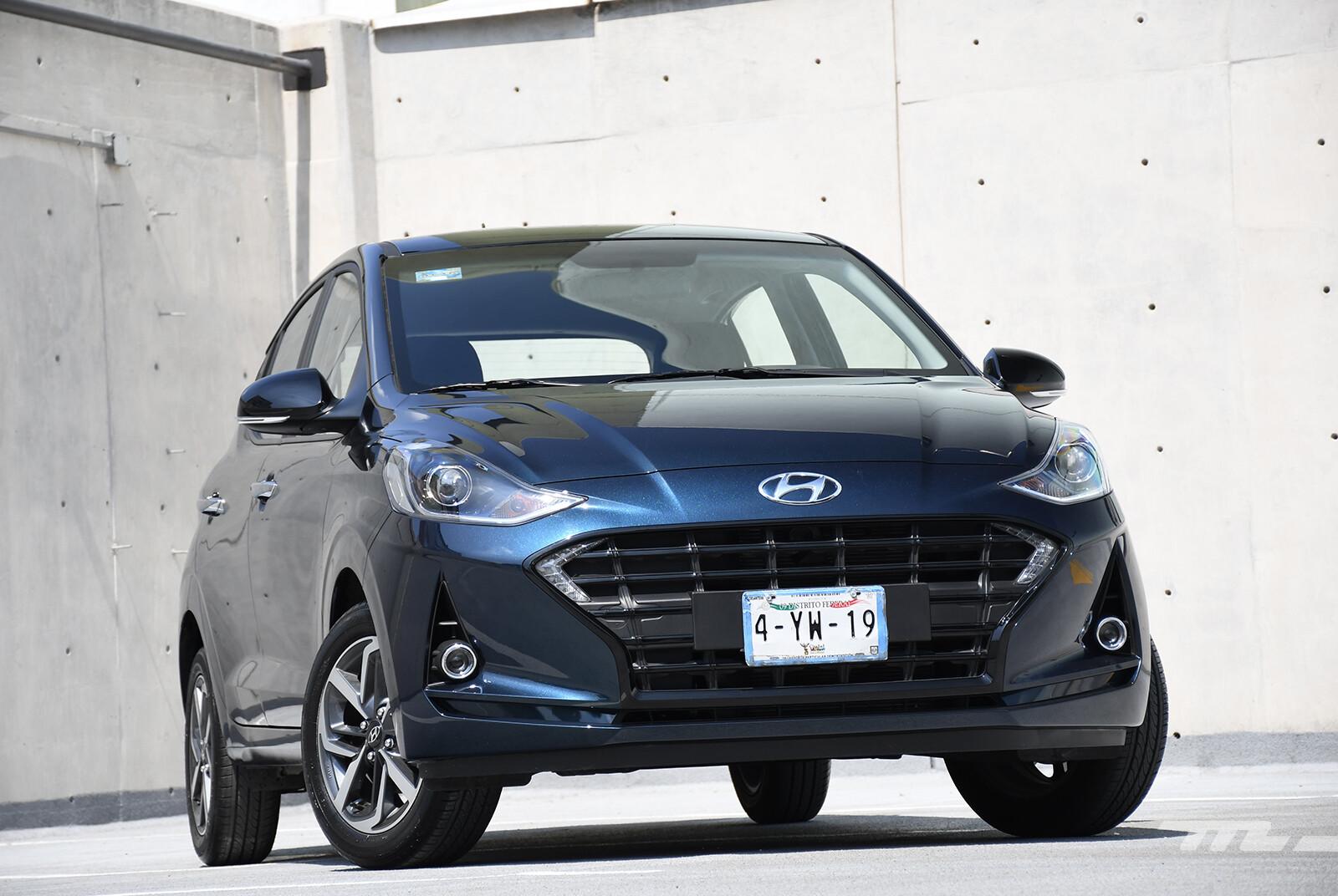 Foto de Hyundai Grand i10 2021 (prueba) (2/26)