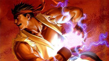 Ryu y su evolución a través del tiempo