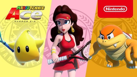 Nuevas raquetas llegan a  Mario Tennis Aces en 2019: Pauline, Destello y Bum Bum  confirmados