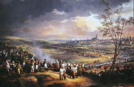 Austerlitz Cuadro