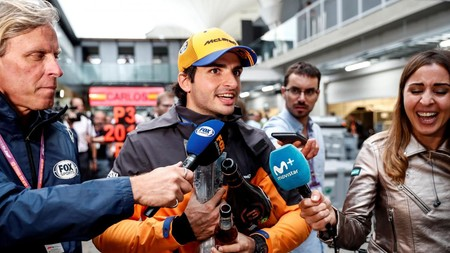 Carlos Sainz Movistar F1
