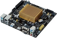 "ASUS se apunta con Intel SoC ""Bay Trail"" en motherboard mini-ITX J1800I-C"