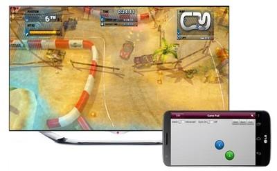 LG mejora su plataforma Smart TV con el soporte de AllJoyn