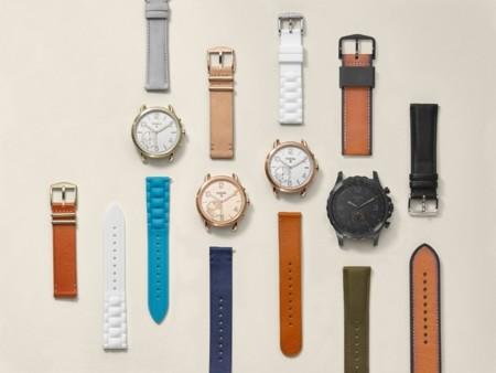 Fossil presenta dos smartwatches con SoC Snapdragon Wear 2100 latiendo en su interior