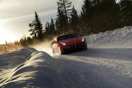 Así funciona la tracción integral del Ferrari FF