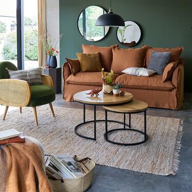 Casas sostenibles: 20 Muebles y complementos de ratán y mimbre para dar un toque sofisticado a tu casa