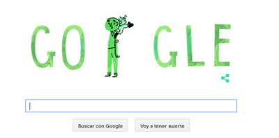Google celebra el día del padre con un doodle genial