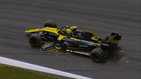 Hulkenberg Espana Formula 1 2019