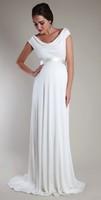 Vestido Novia Premama Blanco