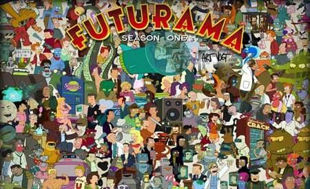 Vuelve 'Futurama'