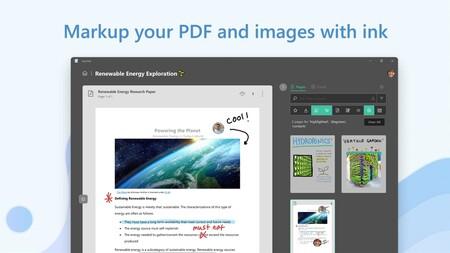 Journal: esta app gratuita para Windows 10 permite crear contenido con un stylus y se puede integrar en Office 365
