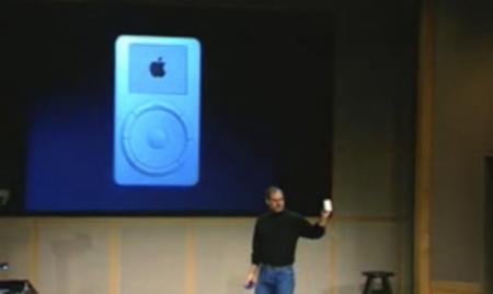 Las canciones usadas por Apple en sus presentaciones