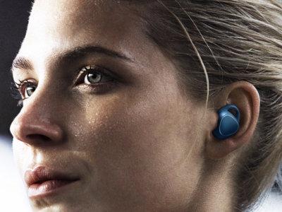 Samsung Gear IconX: audífonos cuantificadores con panel táctil y reproducción de música