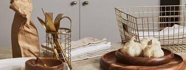 18 propuestas de H&M Home para tener una cocina bonita y con estilo con poco presupuesto